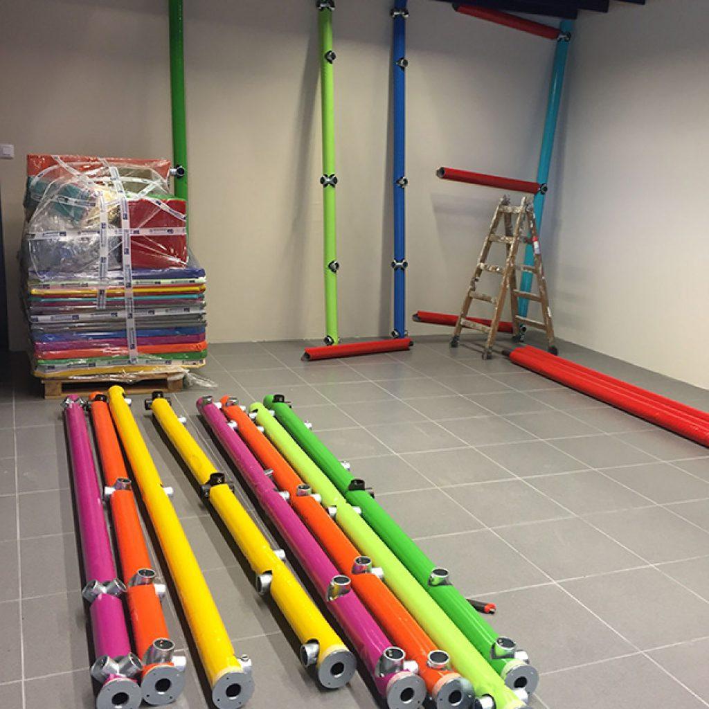 fabricacion parques de bolas